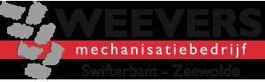 Het logo van Weevers