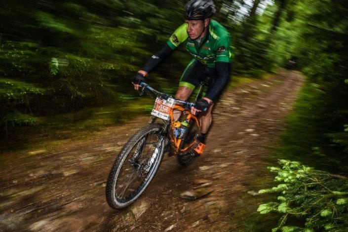 Erik Ruis fietst Les Cîmes de Waimes - 10 mei 2018