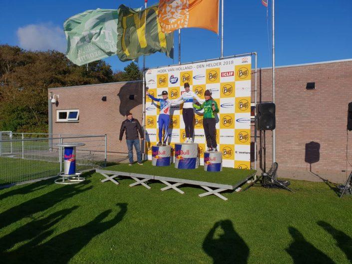 28 oktober 2018: Hoek van Holland-Den Helder