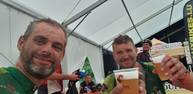 Weekendje La Chouffe Marathon